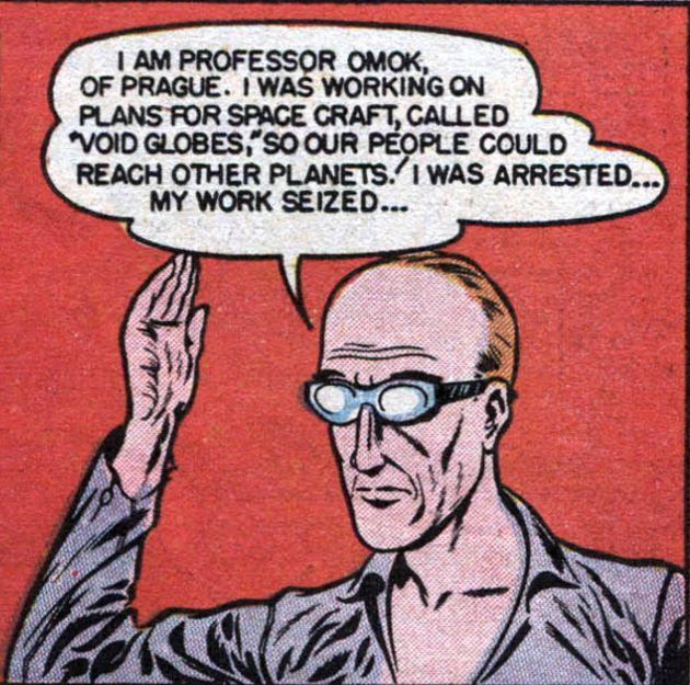 Professor Omok