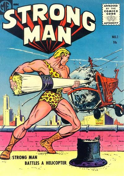 Strongman (Magazine Enterprises)