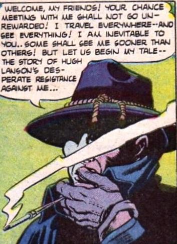 Death (Comic Media)