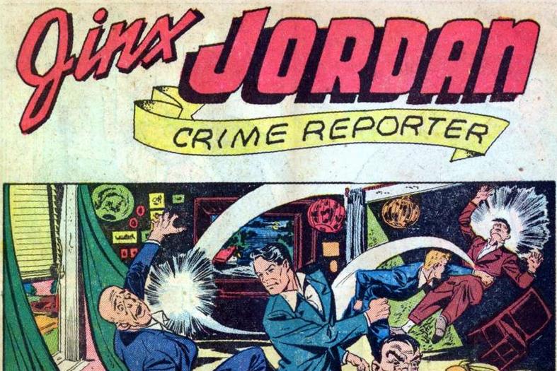 Jinx Jordan