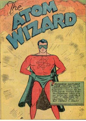 Atom Wizard (Victory I)