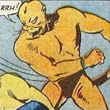 Panther Man (MLJ)
