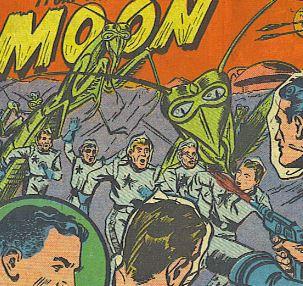Moon Mantis