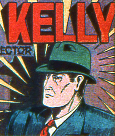 Duke Kelly, Ace Investigator