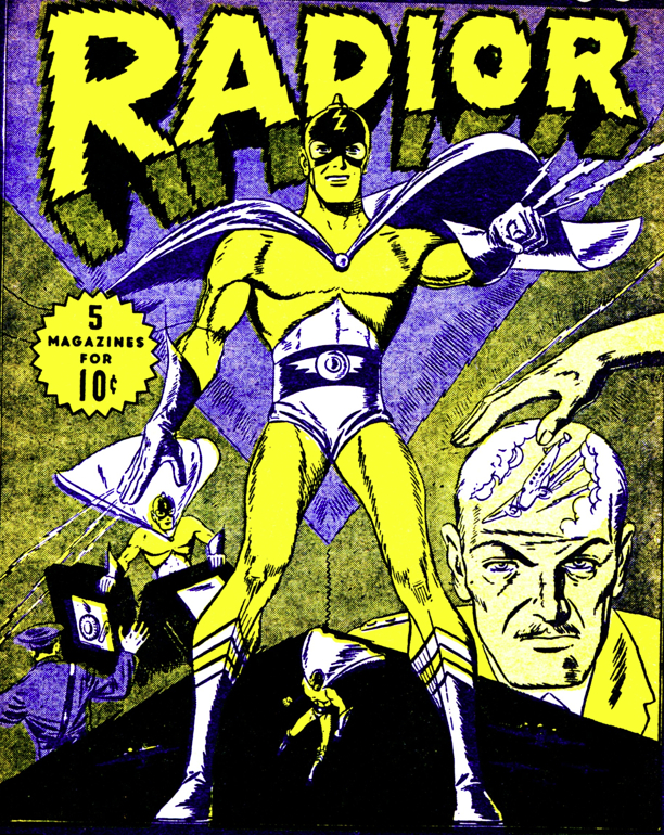 X-Ray Powerman