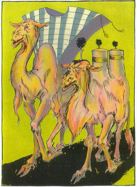 Doubtful Dromedary and Comfortable Camel