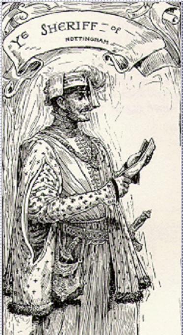 Sheriff of Nottingham