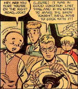 Little Wise Guys (Daredevil Comics)