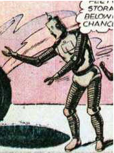 Mysta's Robot