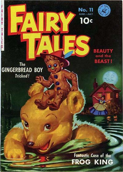 Gingerbread Man (Tale)