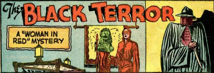 Black Terror (Nedor 1)
