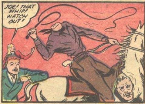 Headless Horseman (MLJ)