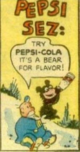 Pepsi the Pepsi-Cola Cop