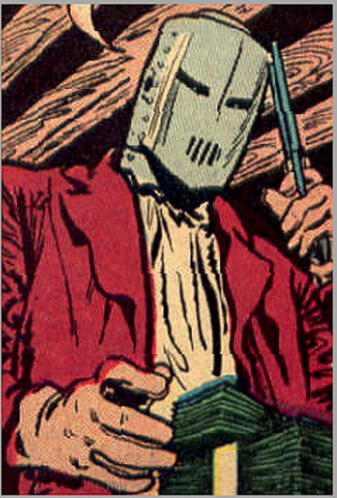 Iron Mask (M.E.)
