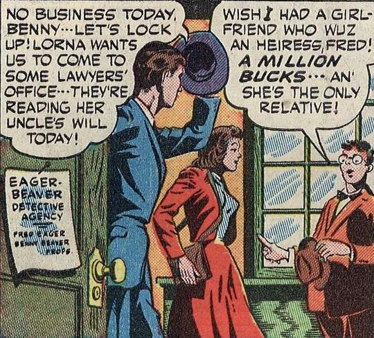 Eager Beaver Detective Agency
