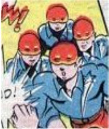 Four Comrades