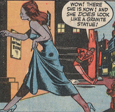 Granite Lady