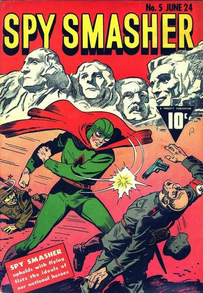 Spy Smasher (Fawcett 1)