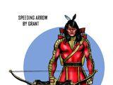 Speeding Arrow
