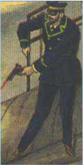 Captain Mors