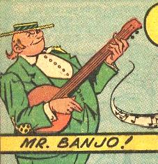 Mr. Banjo