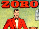 Zoro the Mystery Man
