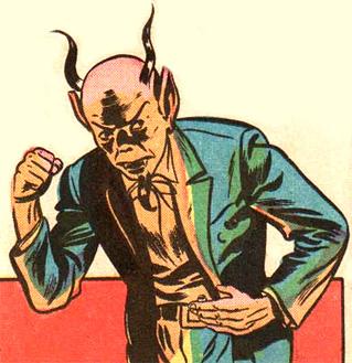 Dr. Voodoo (Nedor)