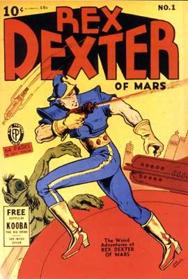 Rex Dexter