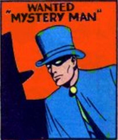 Mystery Man (Fox)