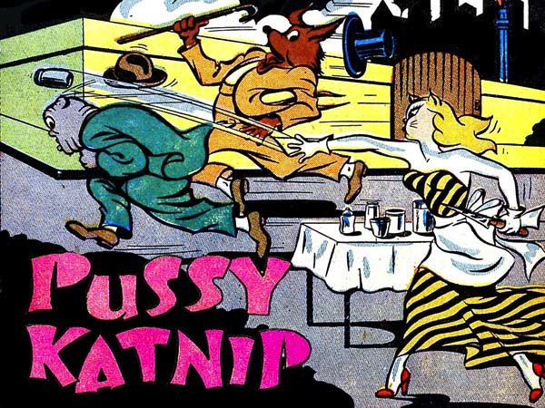 Pussy Katnip