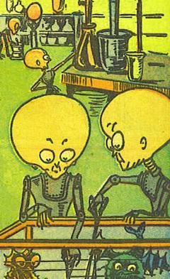 Brain Men of Mars