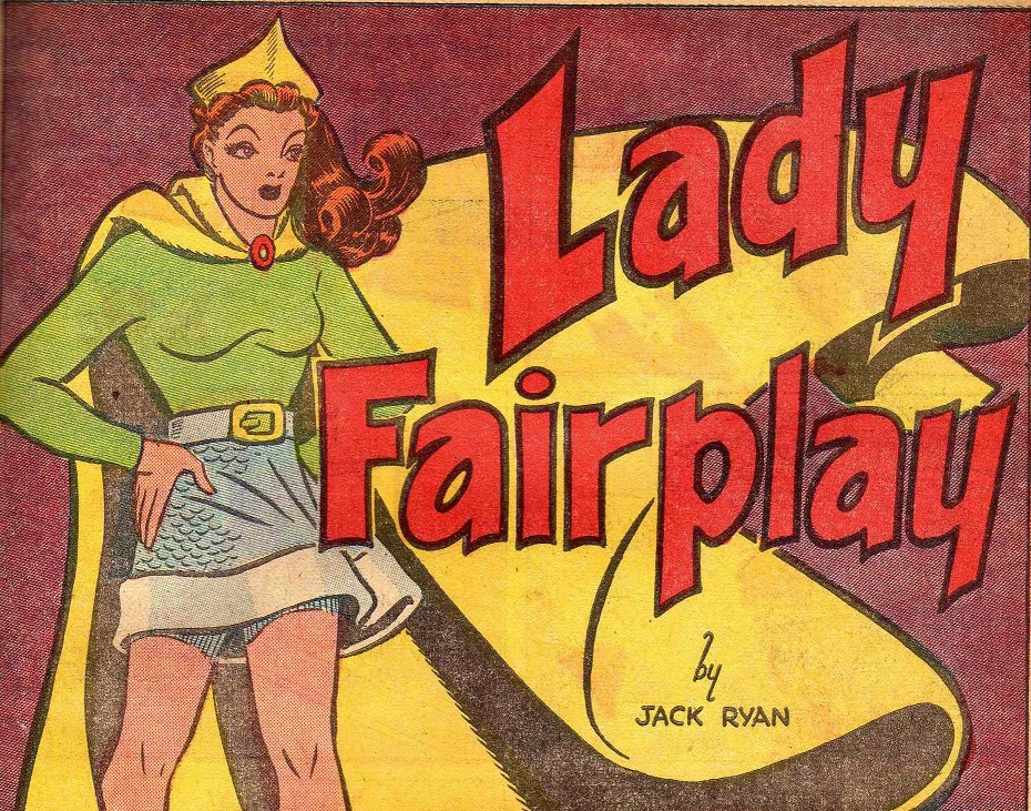 Lady Fairplay