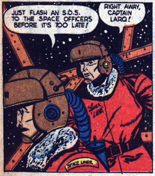 Captain Larq