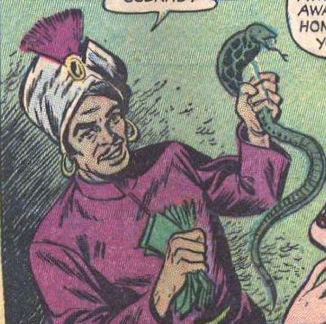 Snake Charmer (Farrell)