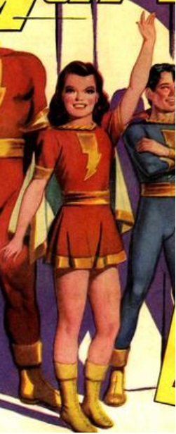 Mary Marvel