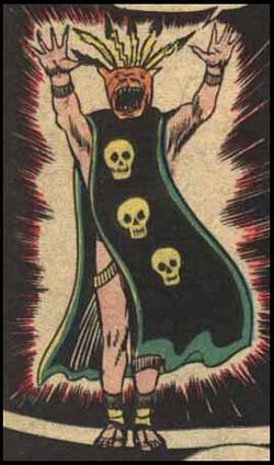 Michael Drake (Earth-MLJ) of Jackpot Comics Vol1 08.jpg