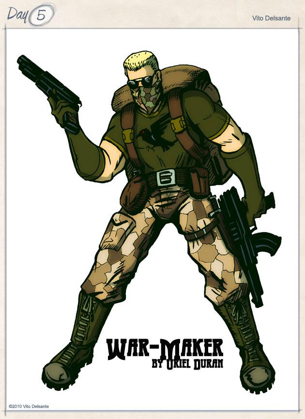 War-Maker