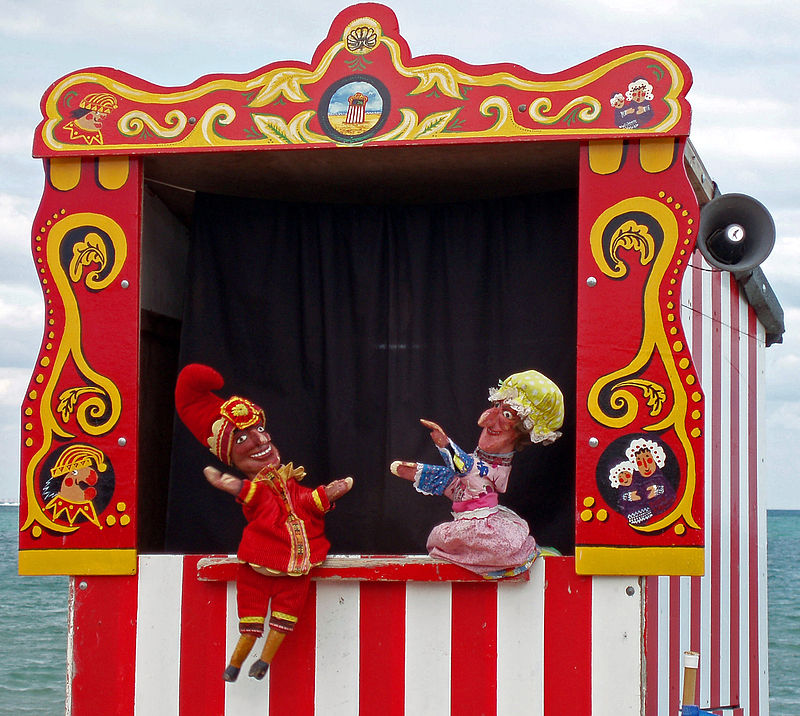 Punch and Judy (Traditional)