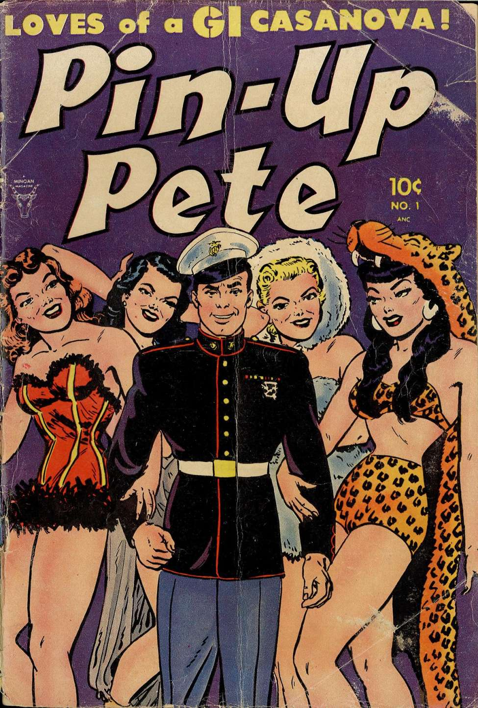 Pin-Up Pete