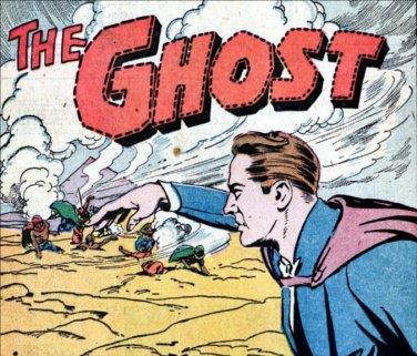Ghost (Nedor)