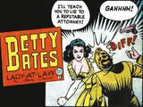 Betty Bates, Lady-at-Law