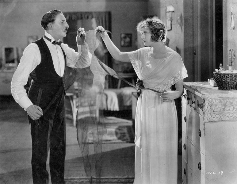 George & Mary Darling