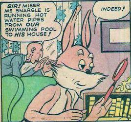 Earl the Rich Rabbit