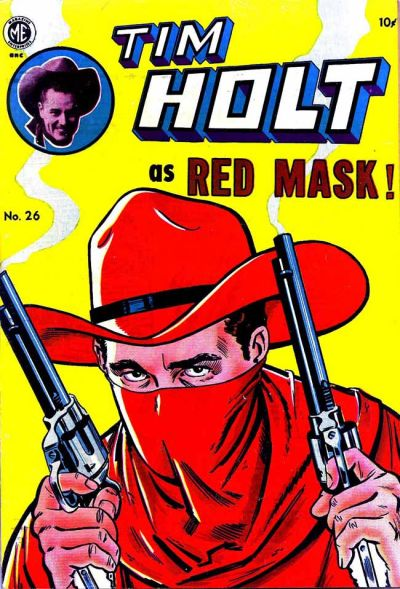 Red Mask (Magazine Enterprises)