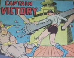 Captain Victory