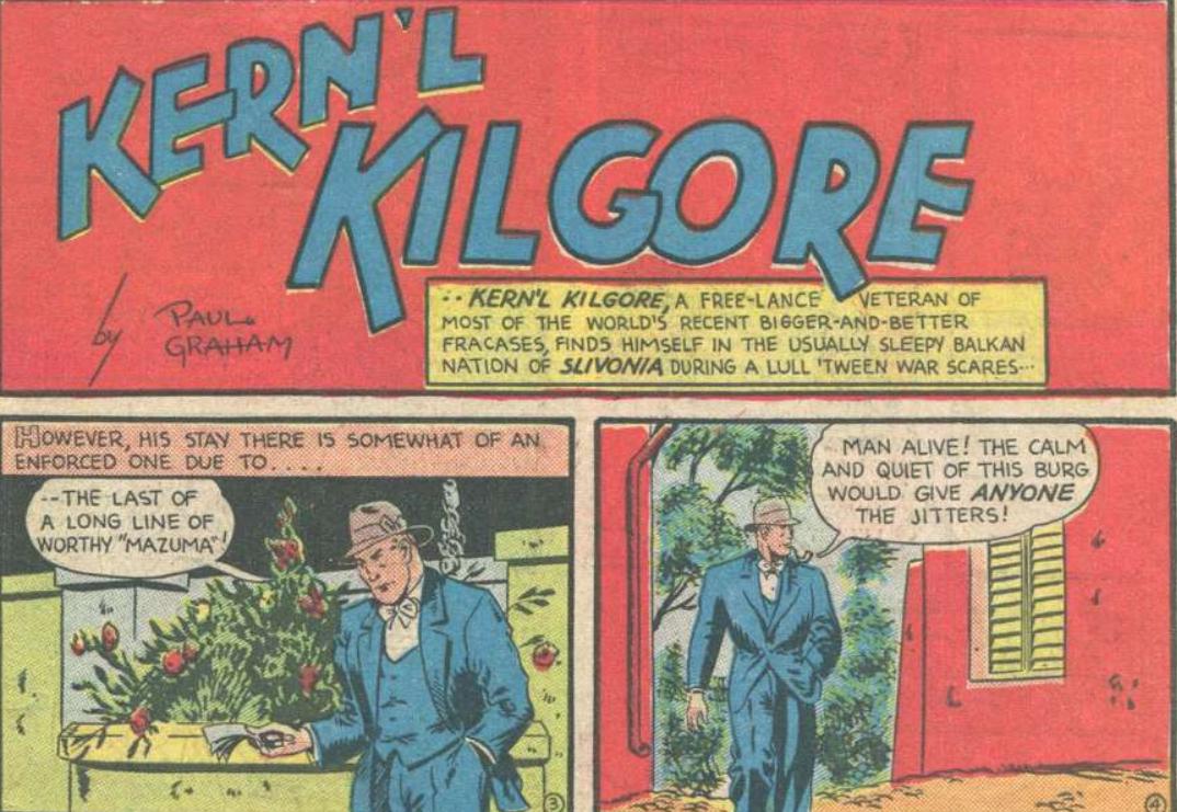 Kern'l Kilgore