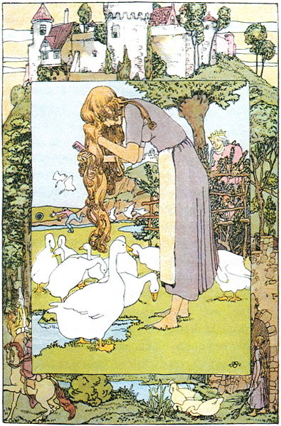 Goose Girl (German Tale)