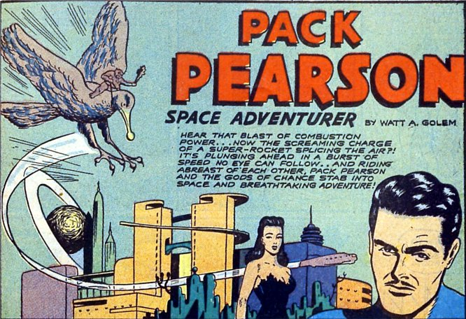Pack Pearson