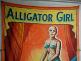 Alligator Girl
