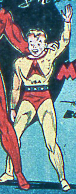 Mercury (Lev Gleason)